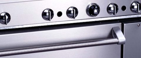 Metal Appliance Handles Example