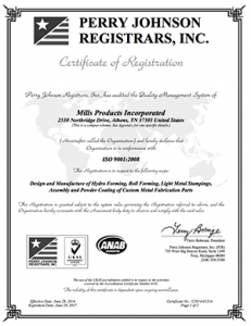 ISO certification America